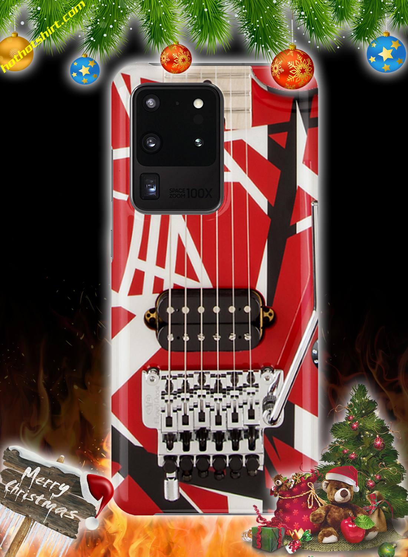 Eddie van halen guitar phone case 2