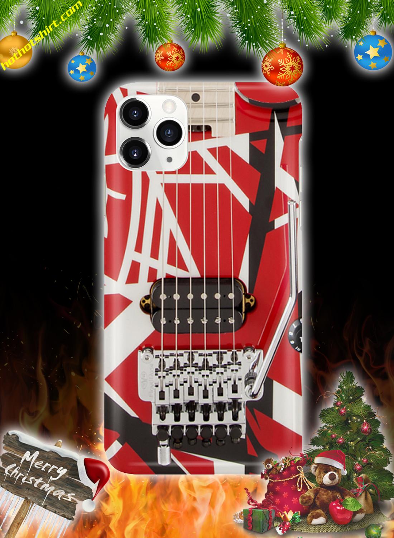 Eddie van halen guitar phone case 3