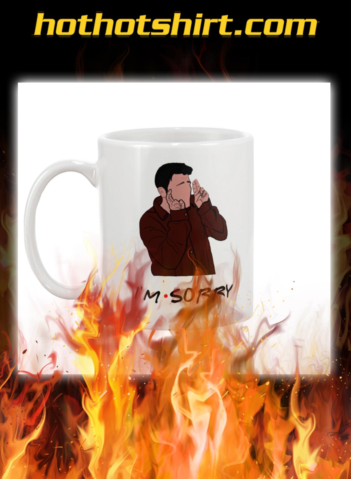 I'm sorry joey mug- pic 1