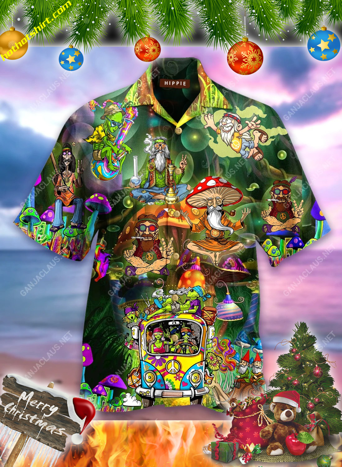 It's A Hippie Thing You Wouldn't Understand hawaiian shirt and short sleeve shirt 1