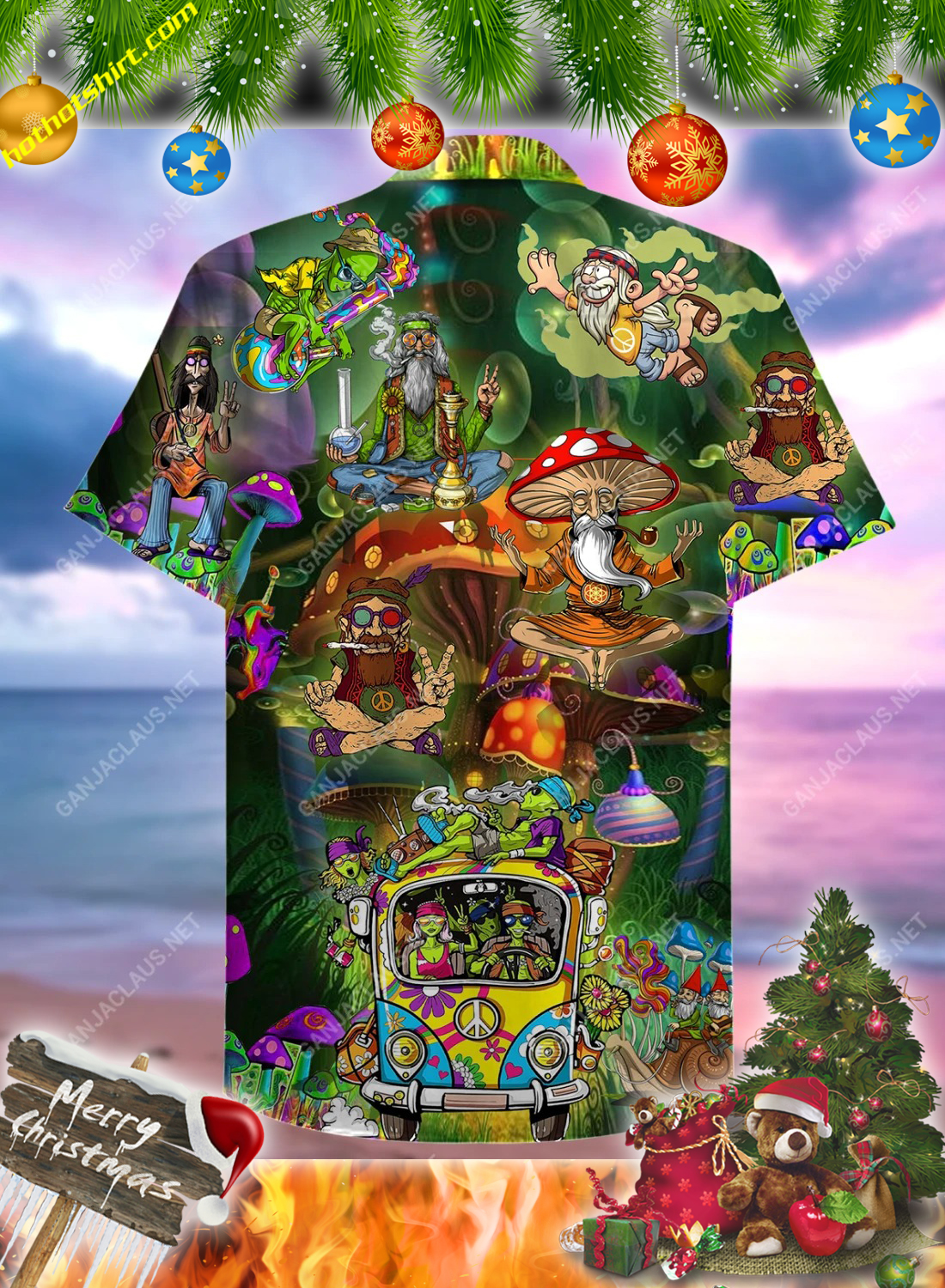 It's A Hippie Thing You Wouldn't Understand hawaiian shirt and short sleeve shirt 2