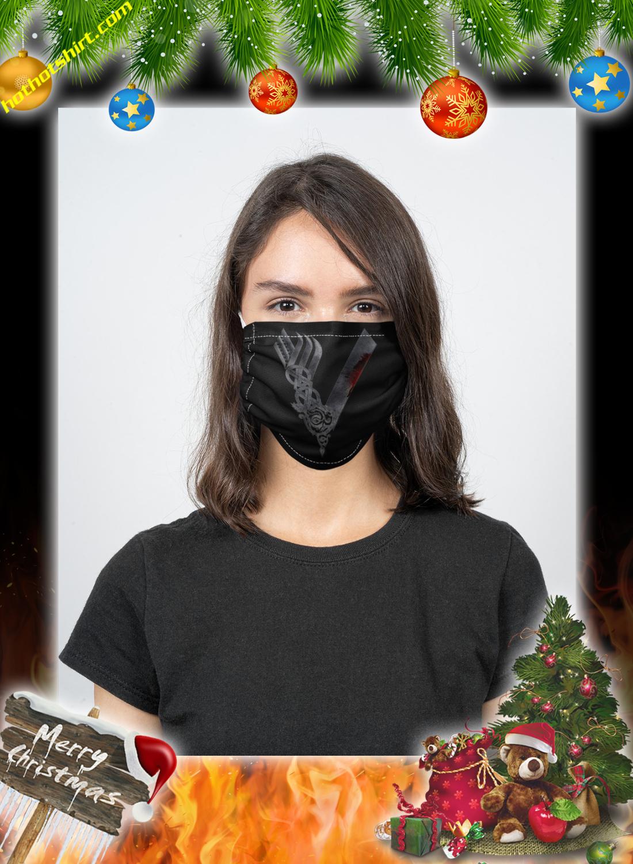 Vikings face mask 2