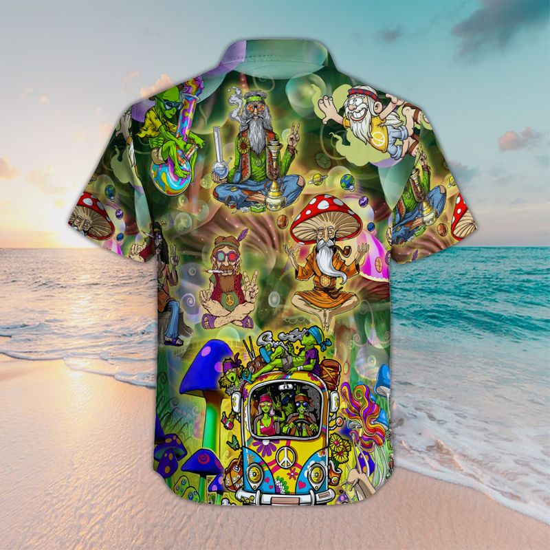 It's A Hippie Thing You Wouldn't Understand hawaiian shirt