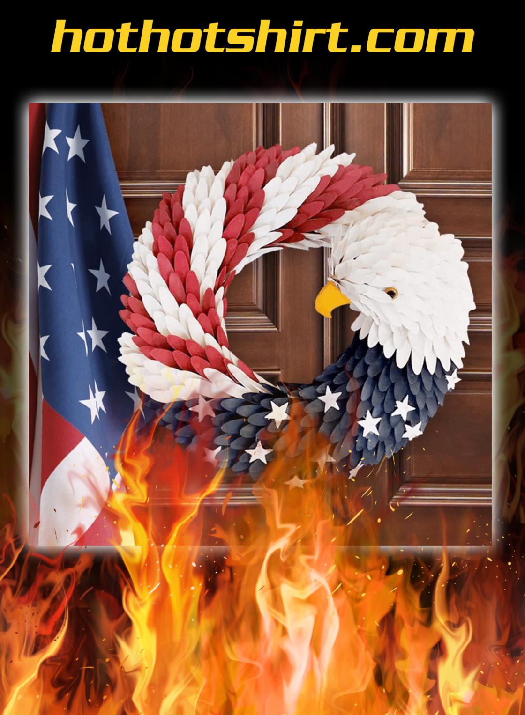 American Eagle Wreath- pic 1
