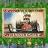 Drag Racing A winner is a dreamer who never gives up poster