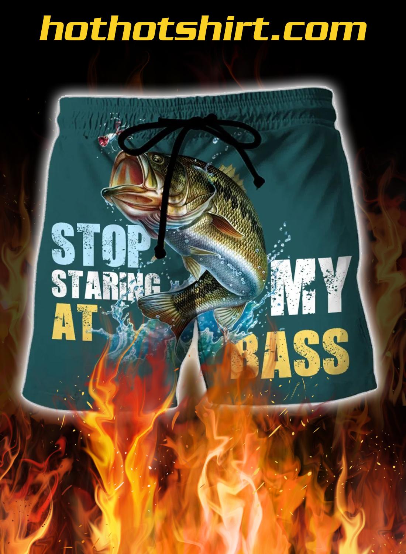 Fishing Stop Staring At My Bass 3D Short 2
