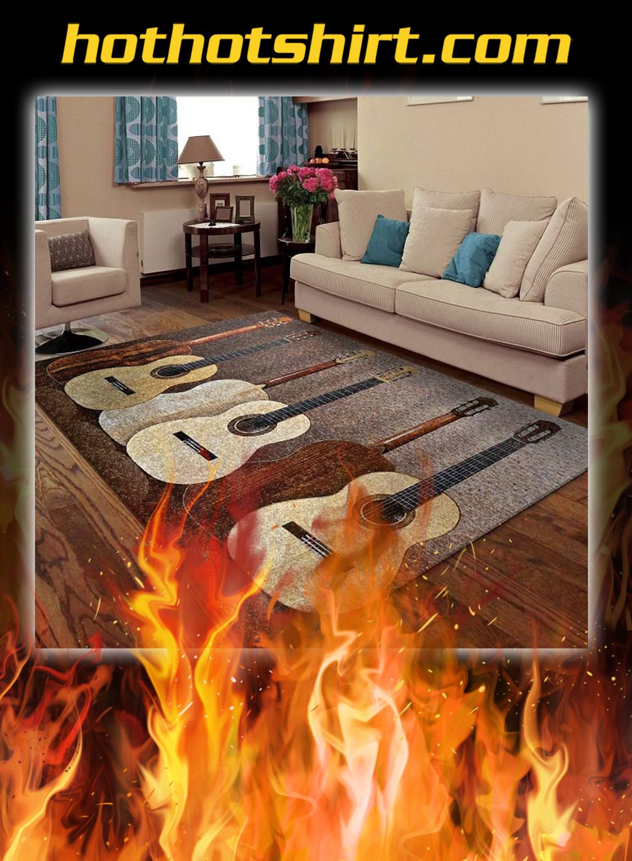 Guitar rug- pic 1