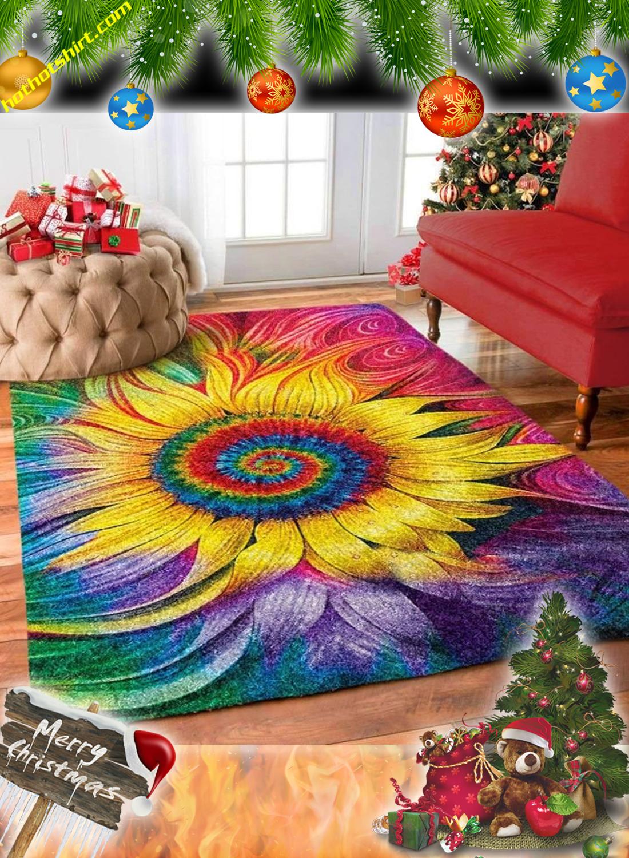 Hippie Sunflower Rug 1