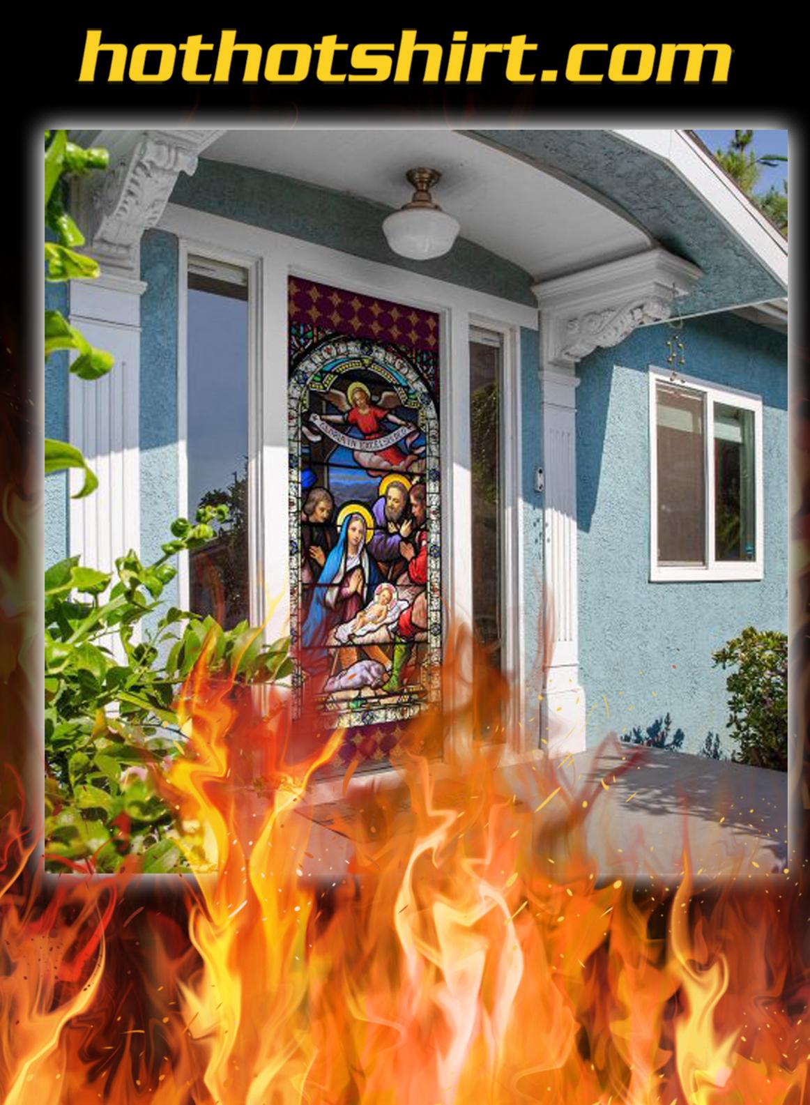 Jesus Christ Family Door Cover- pic 3