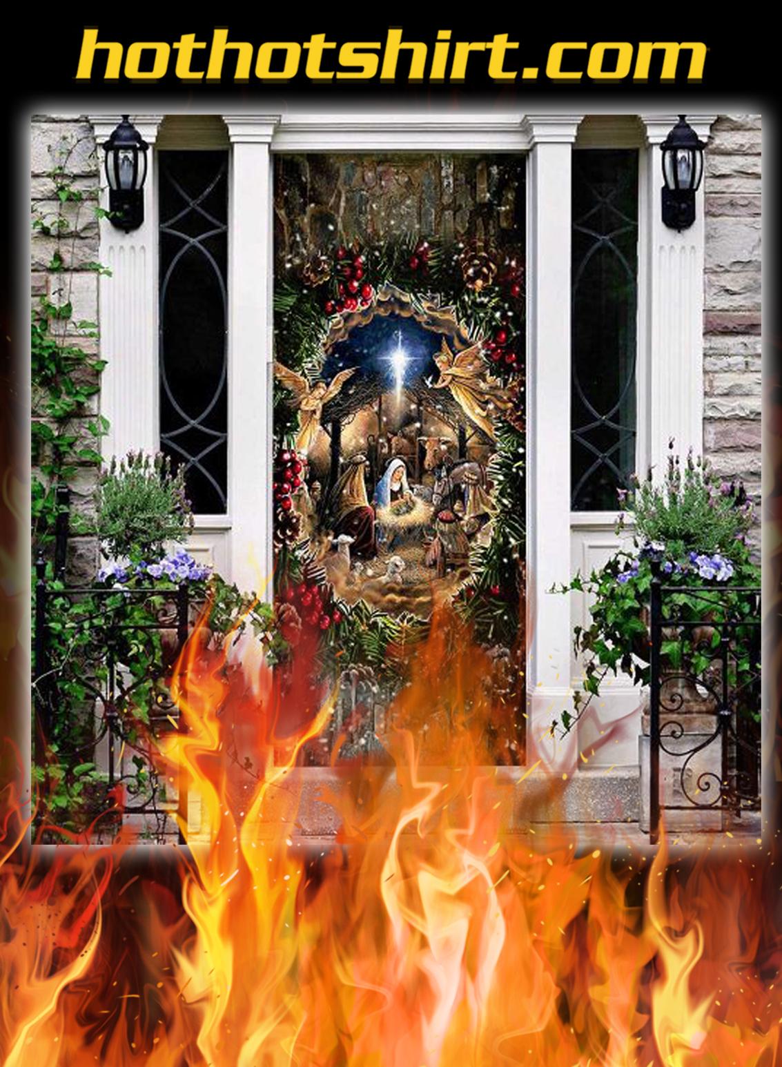 Jesus Is Born Door Cover- pic 2