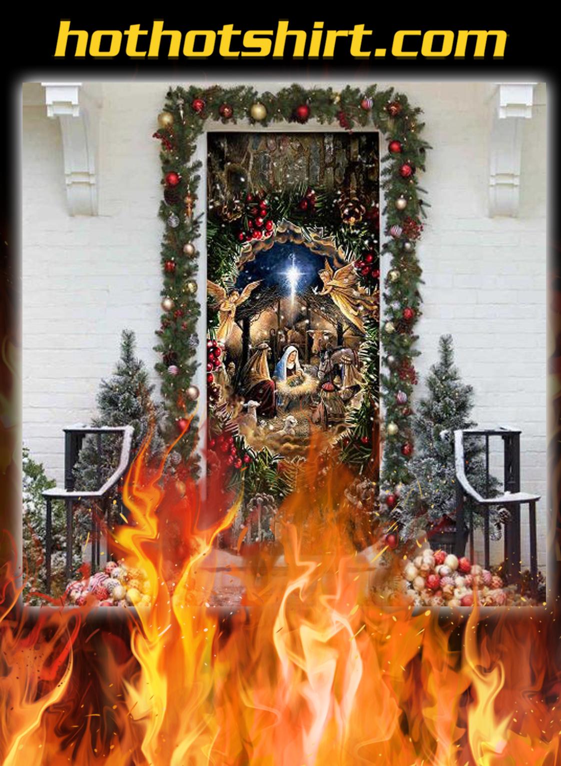 Jesus Is Born Door Cover- pic 3
