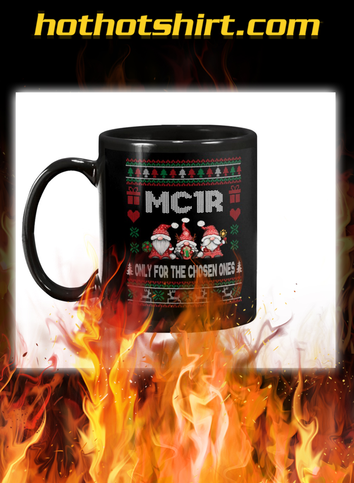 Mc1r only for the chosen ones gnomie mug- pic 1