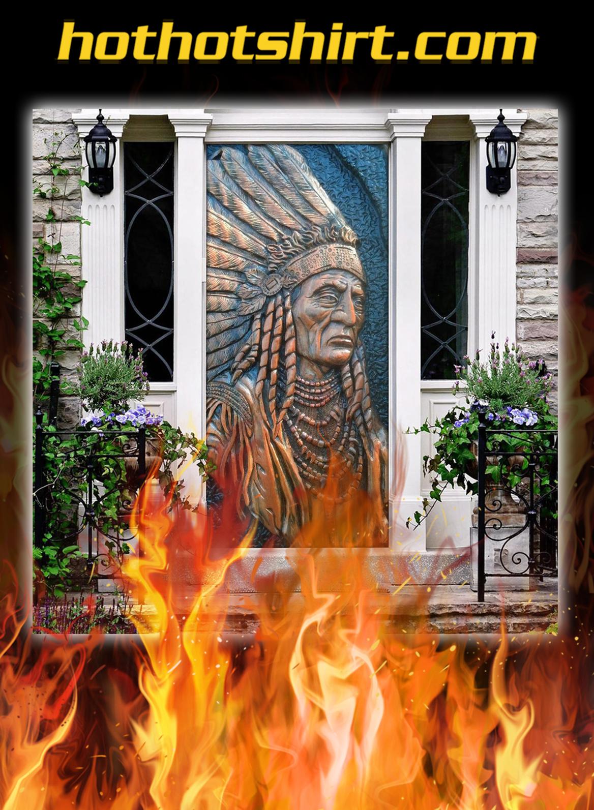 Native Door Cover - pic 1