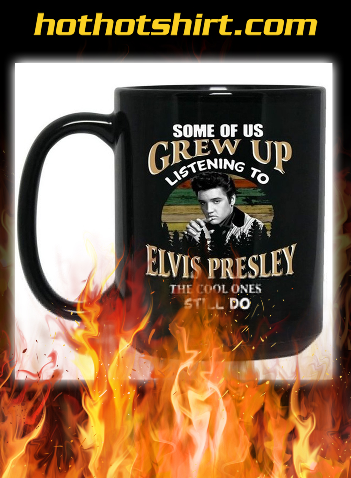Some of Us Grew Up Listening To The Cool Ones Still Do Mug- pic 1