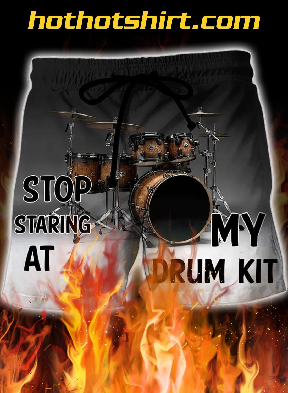 Stop Staring At My Drum Kit 3D Short 2