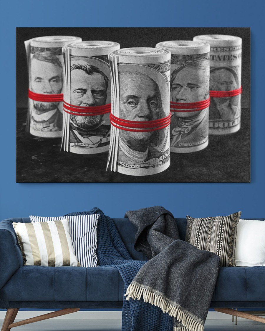 Presidents For Ransom Poster and Canvas Prints