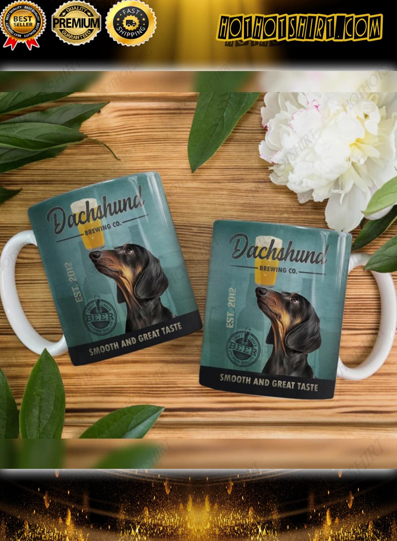 Dachshund Dog Brewing Company Mug