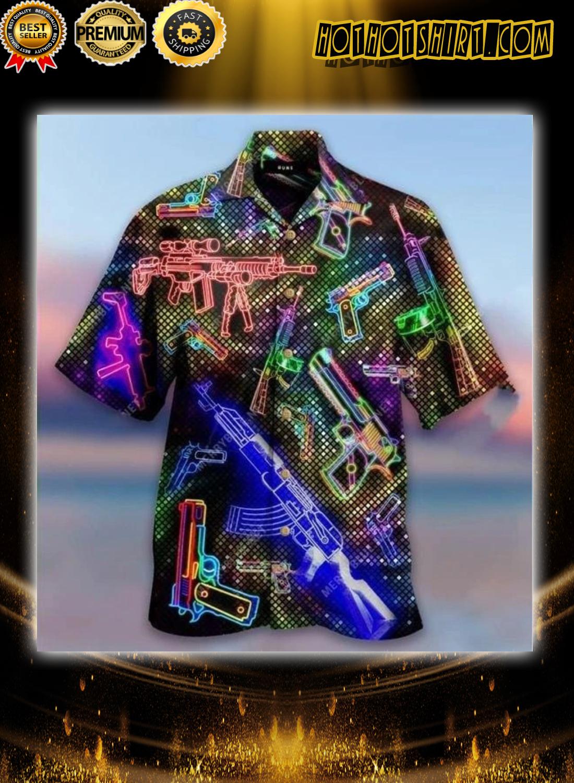 Gun lover American Thing You Wouldn't Understand Hawaiian Shirt