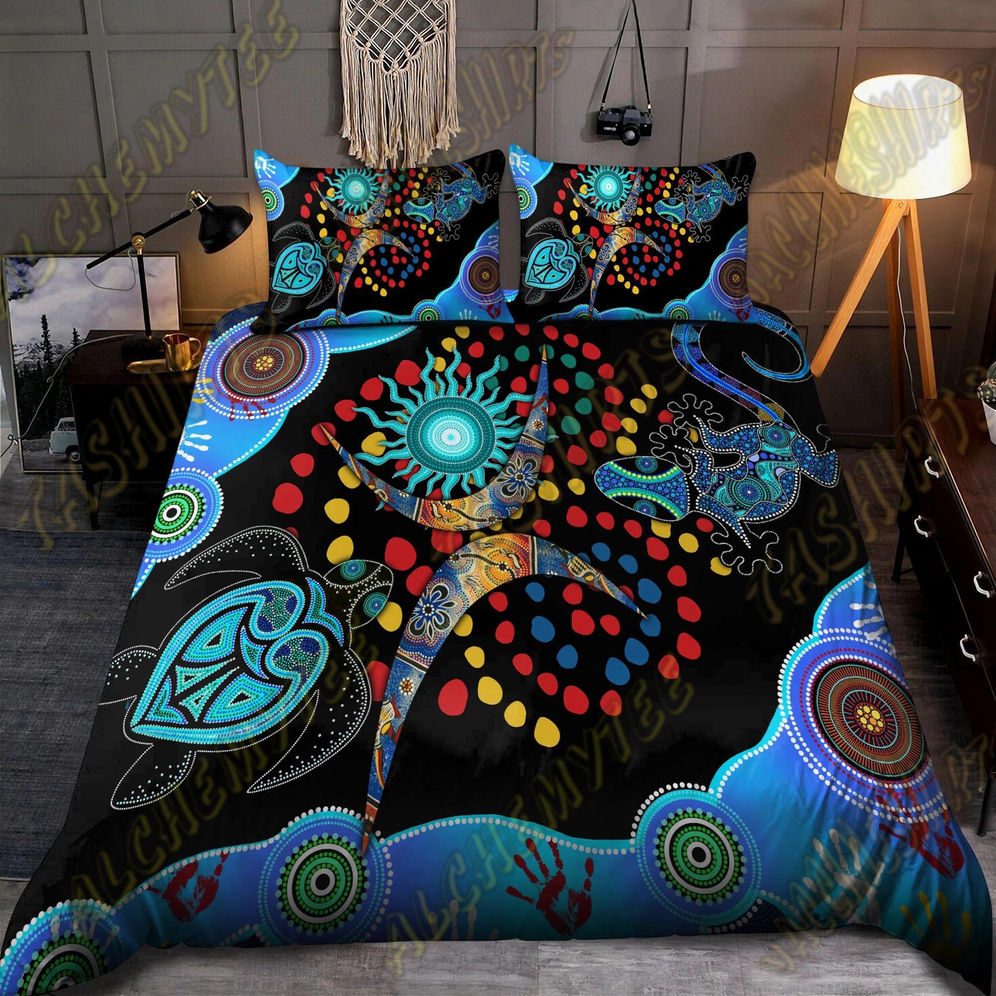 Oceania Memories Bedding Set