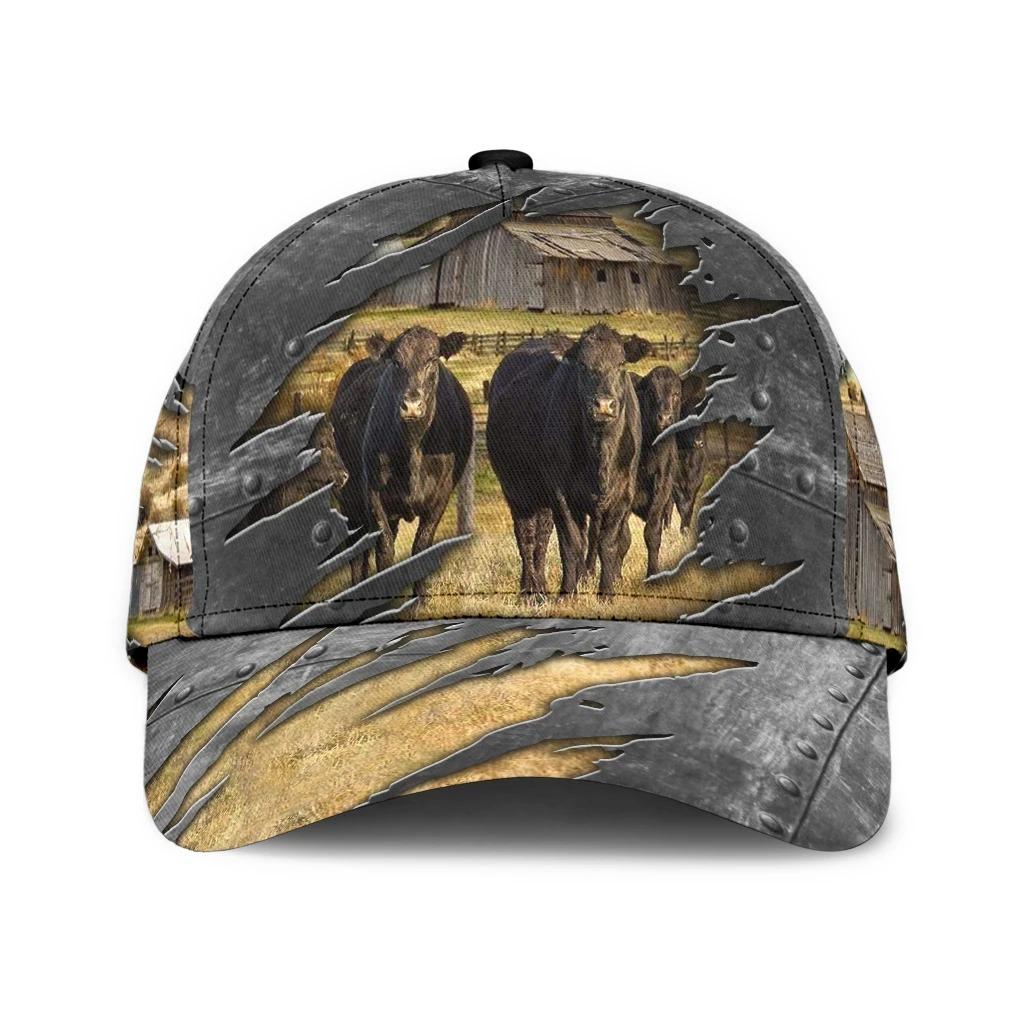 Farm cow classic cap