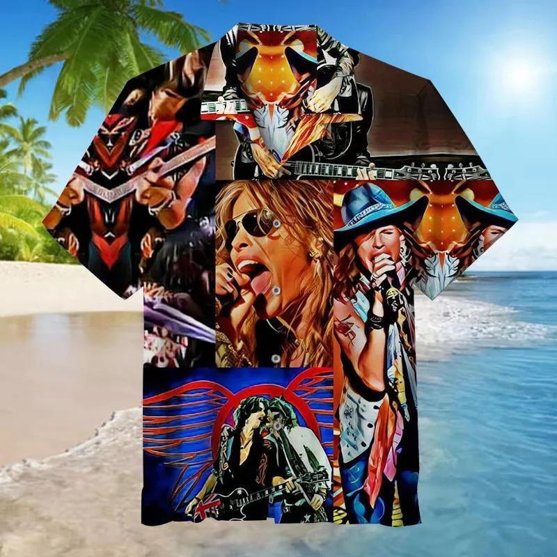 Let Me See The Nostalgic Time Hawaiian Shirt