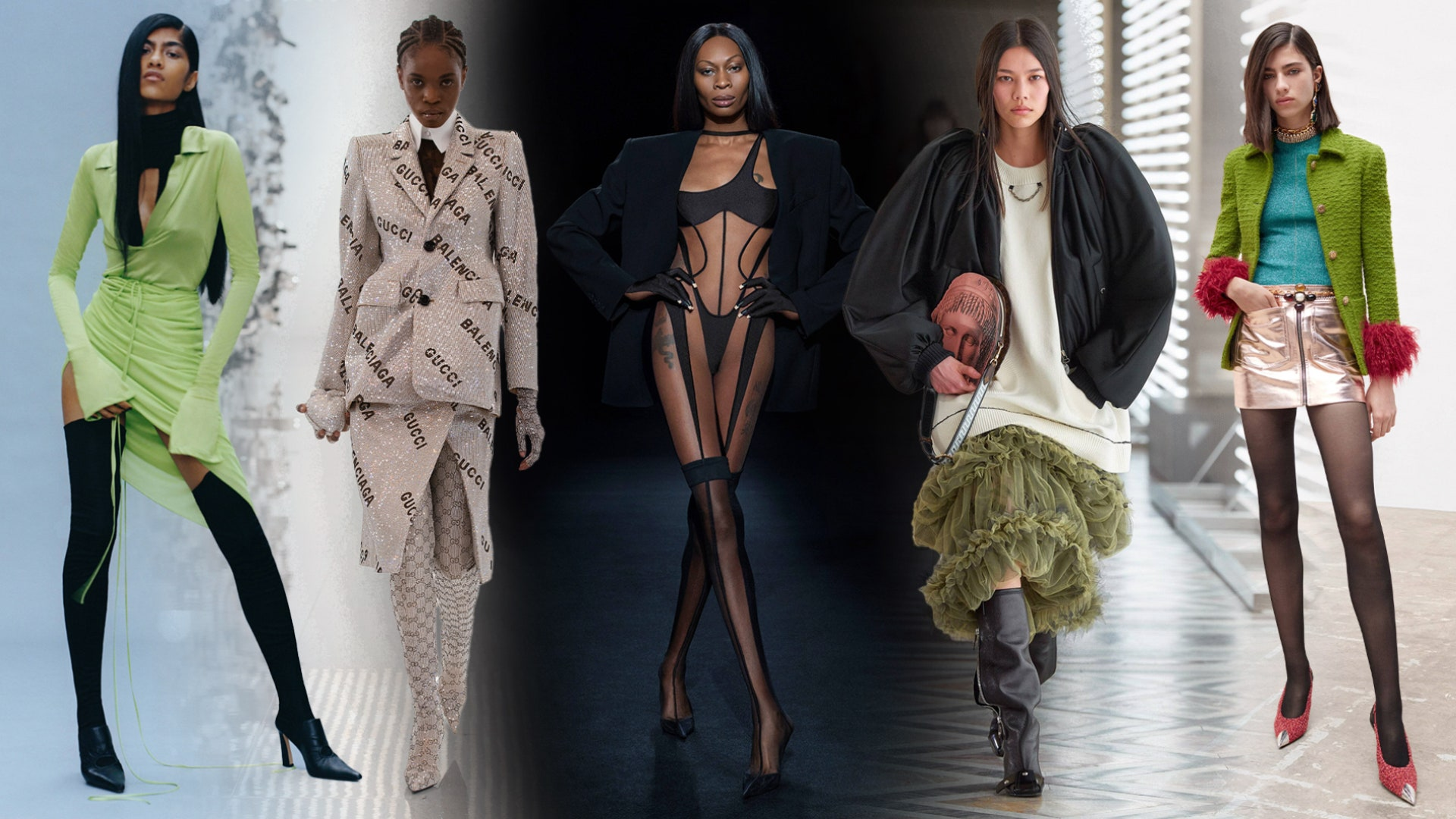 Fall 2021 fashion trends to try now