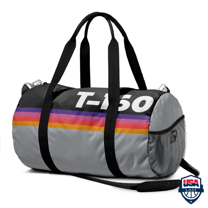 Abstract VHS T-160 Retro Duffle Bag