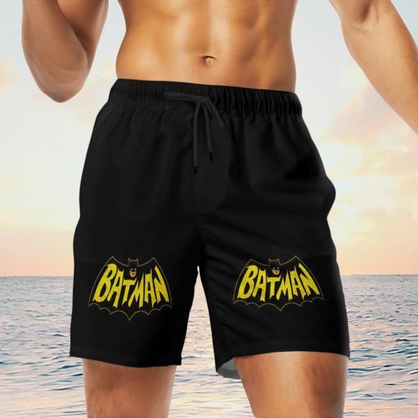 Batman black Men Shorts