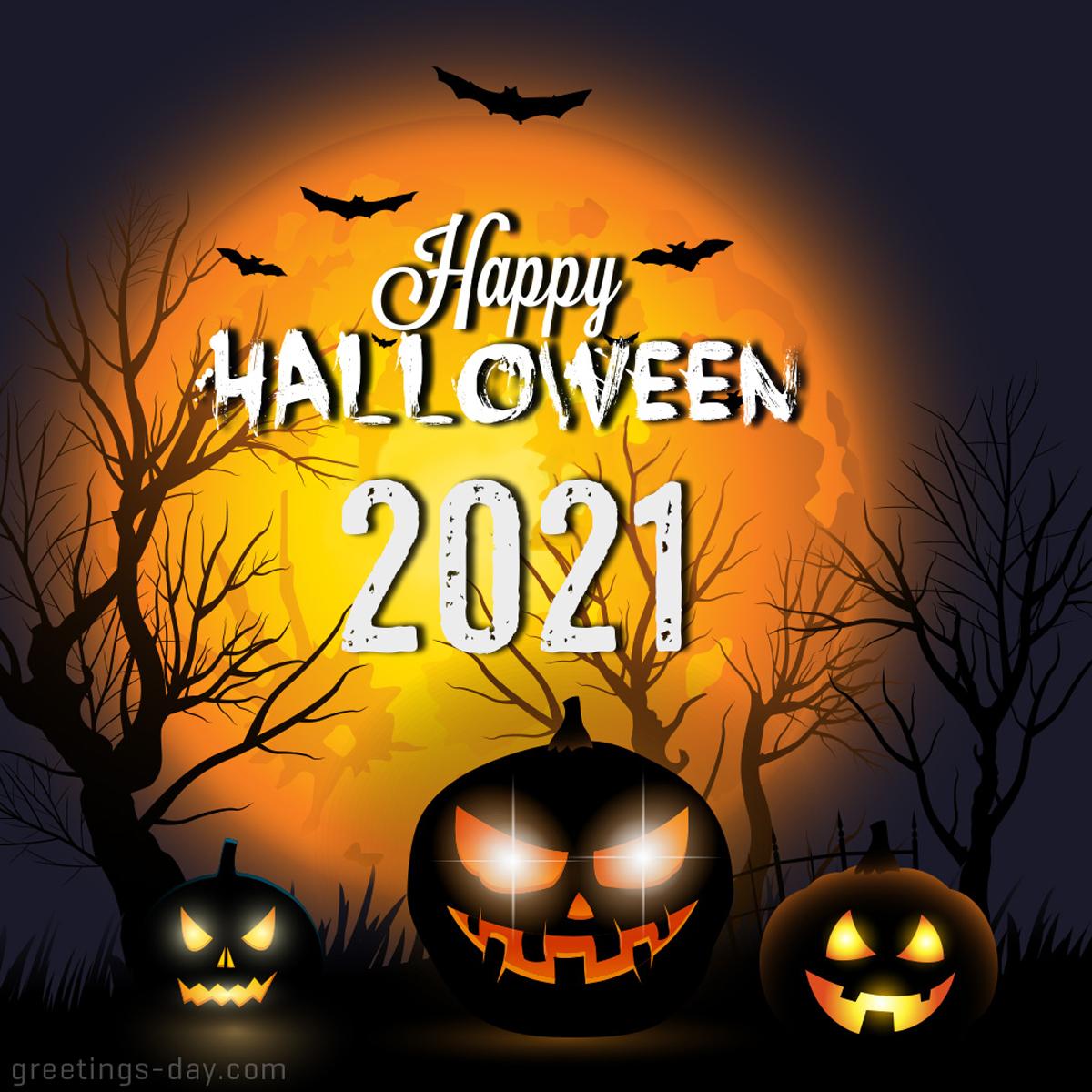 Focus On Halloween 2021