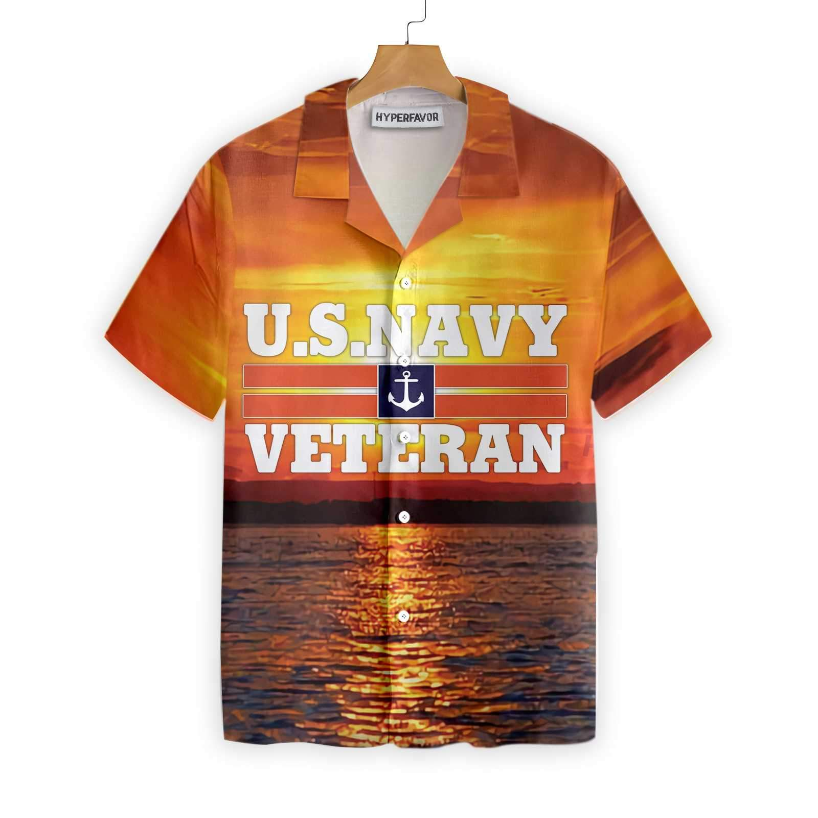 Less Than 1% Of American Veteran Hawaiian Shirt