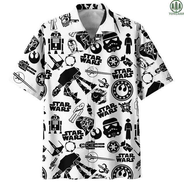 Star Wars Memory Hawaiian Shirt
