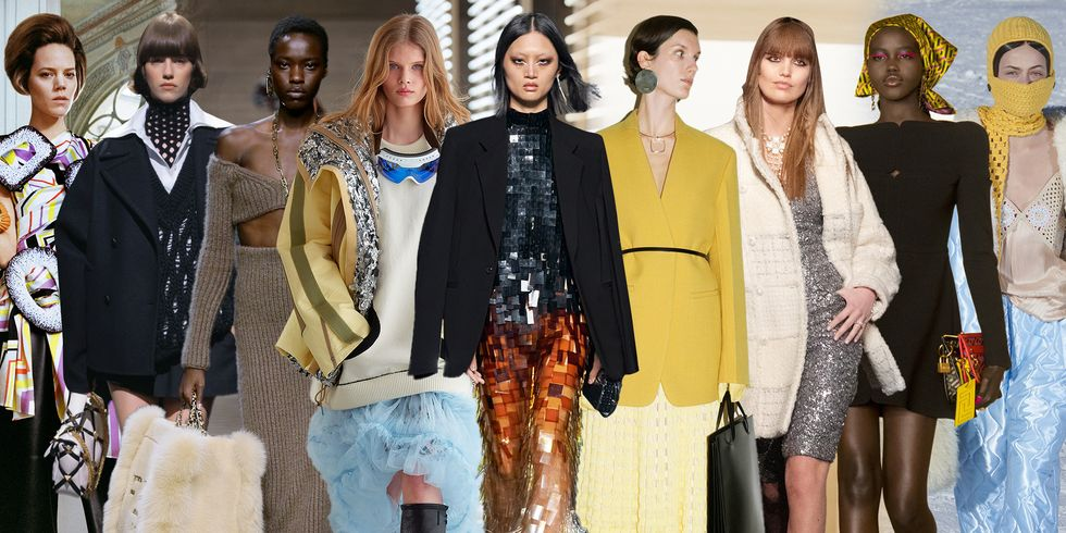 The Top Fall 2021 Trends to Know and Buy
