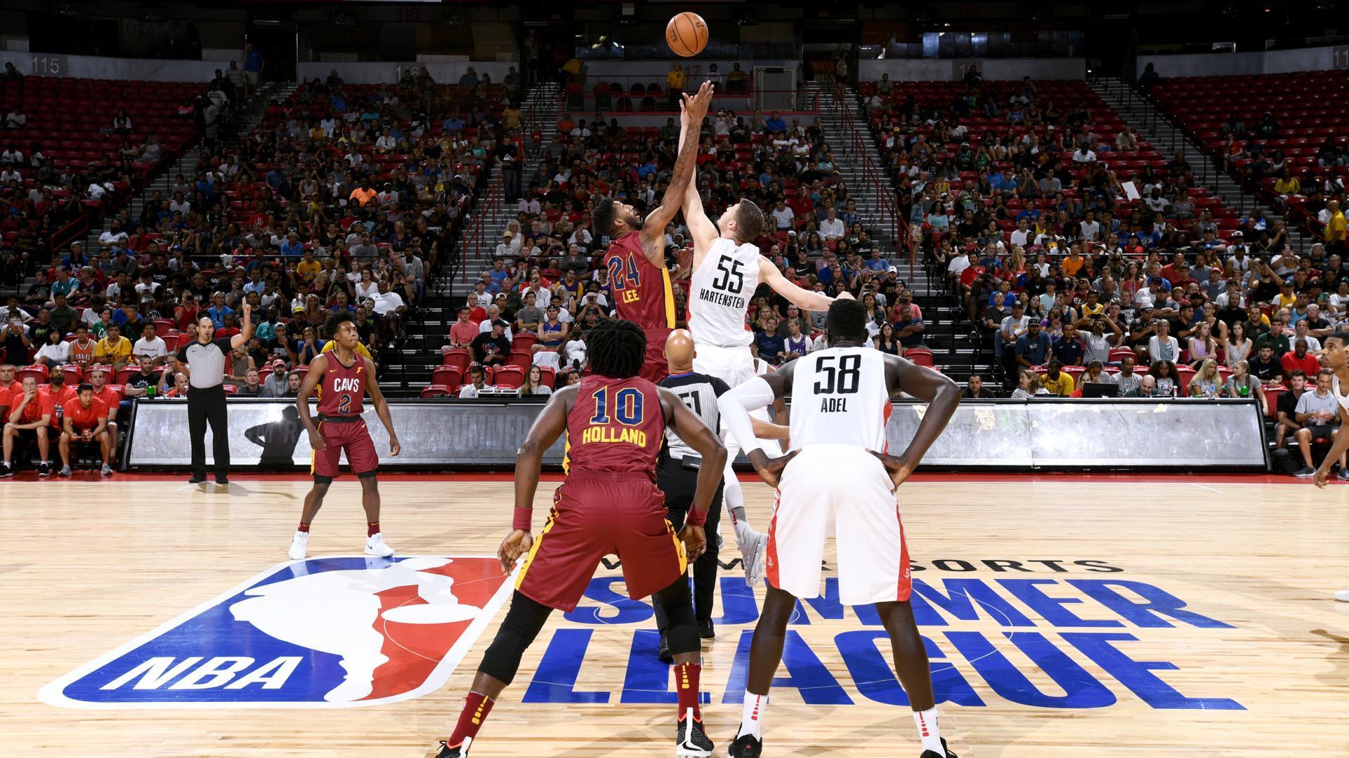 NBA Summer League in Las Vegas