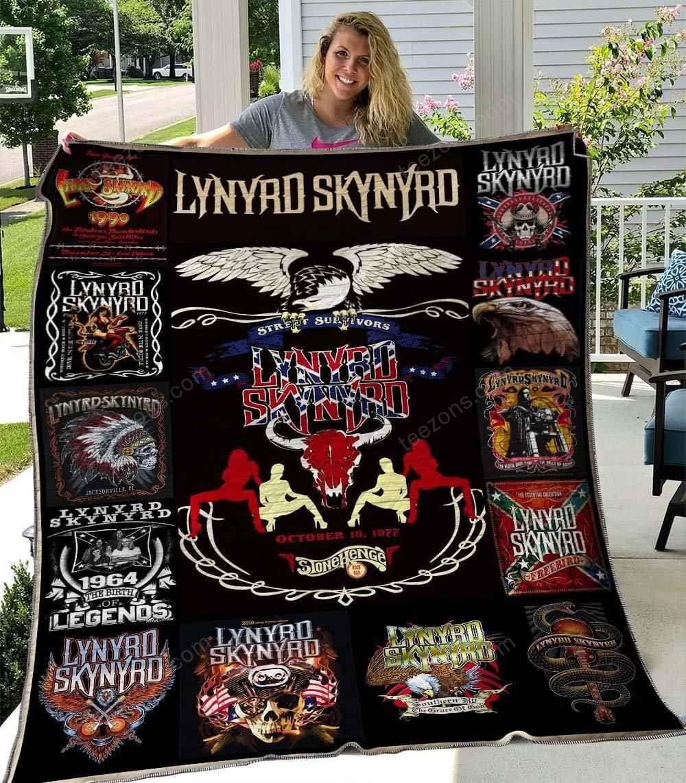 Lynyrd Skynyrd US 1990 Quilt