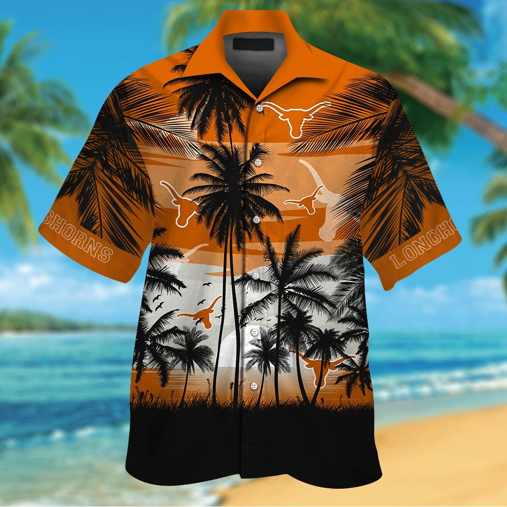 NCAA Wisconsin Badgers Summer Hawaiian Shirt Men Women Shorts