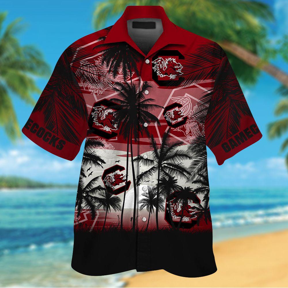 NCAA Tennessee Volunteers Summer Hawaiian Shirt Men Women Shorts