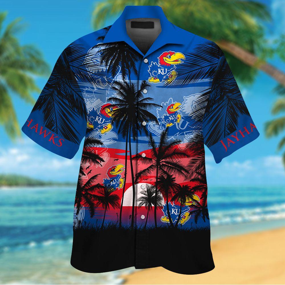 NCAA Notre Dame Fighting Irish Summer Hawaiian Shirt Men Women Shorts