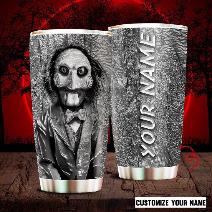 Custom-Name-Halloween-Jigsaw-Horror-Movie-Tumbler