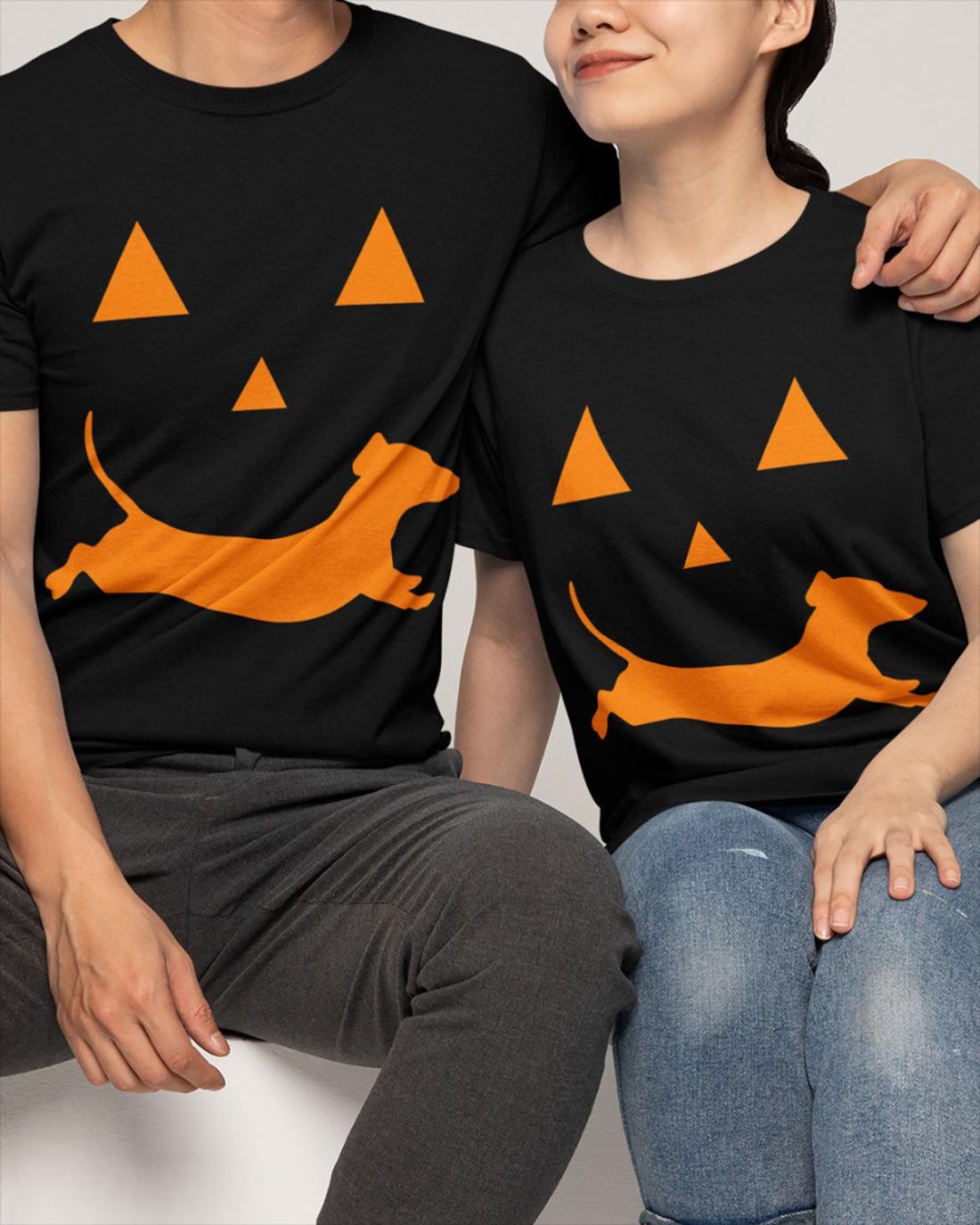 Dachshund-halloween-pumpkin-shirt-1