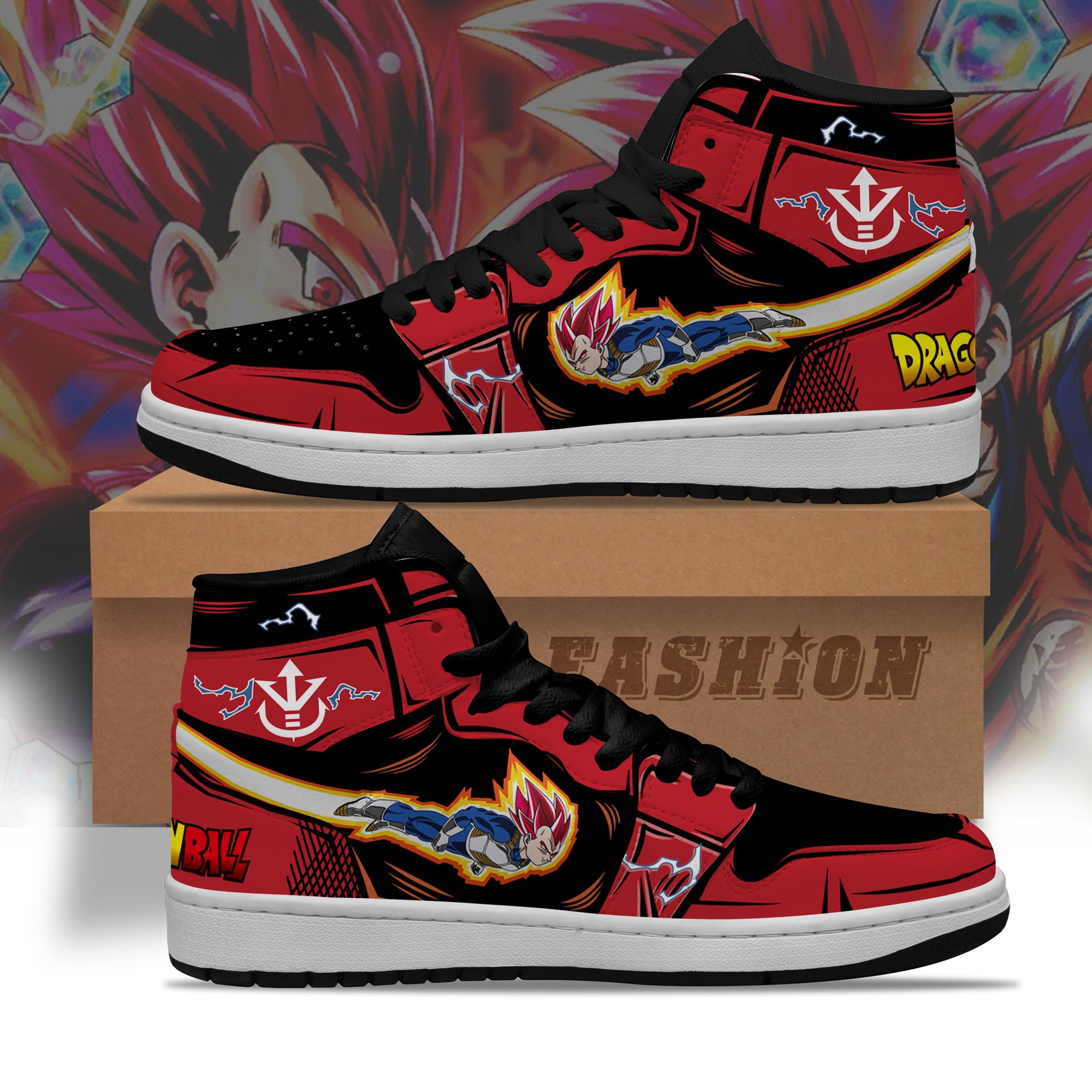Dragon-Ball-Vegeta-Air-Jordan-JD-Shoes-1