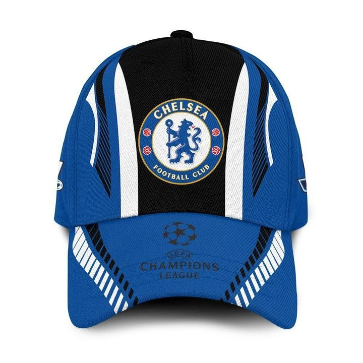 Chelsea Football Club UEFA Champion League Classic Cap