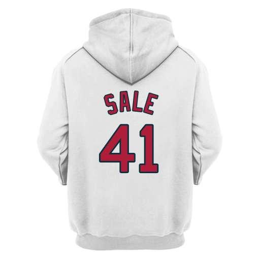 Chris Sale Boston Red Sox MLB 3D Full Print Shirt