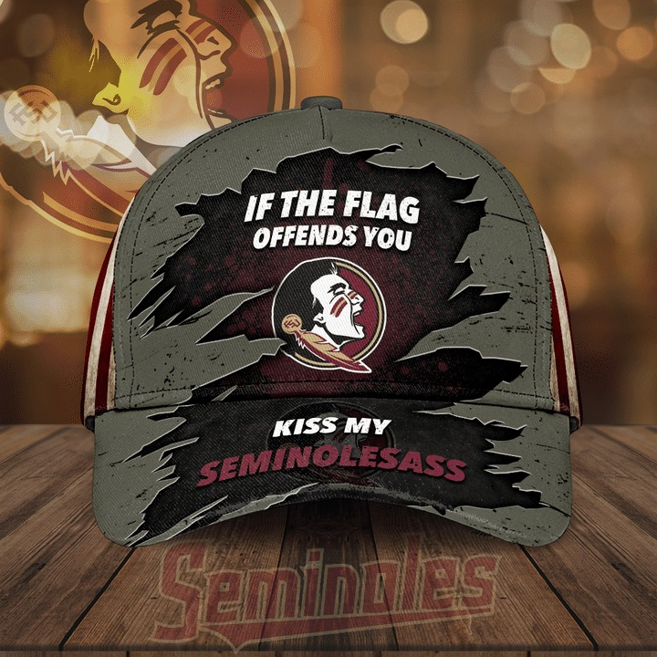 Florida State Seminoles kiss my ass hat cap