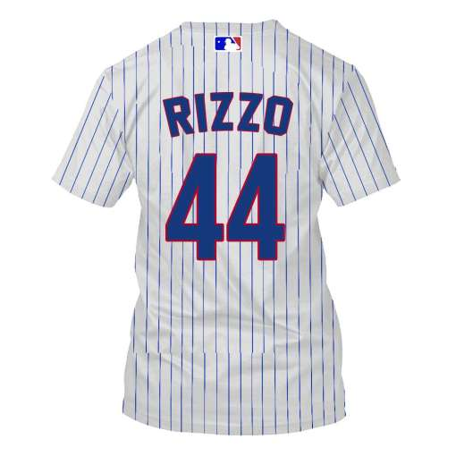 Anthony Rizzo Chicago Cubs 3D Full Print Shirt