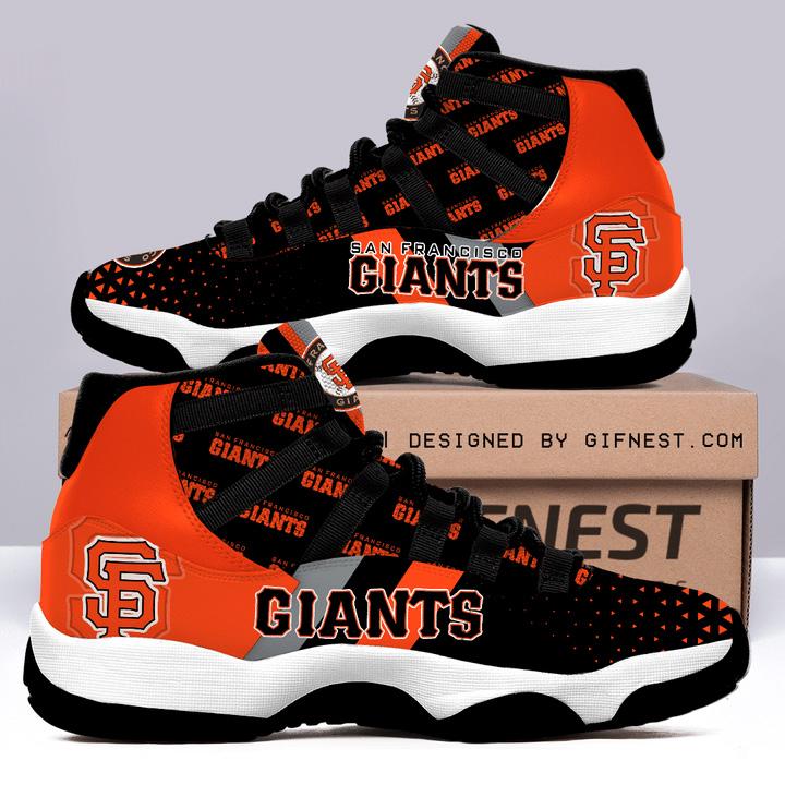 San Francisco Giants Air JD11 Shoes Sneaker