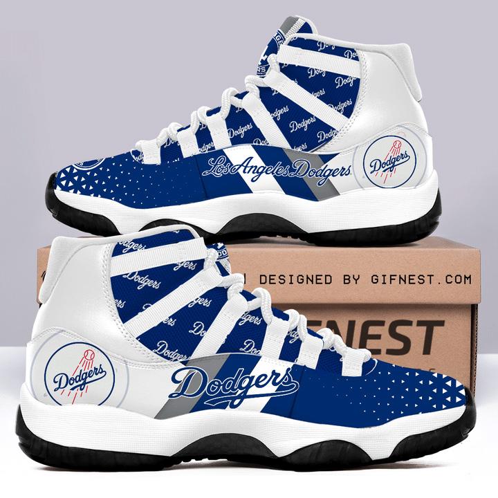 Los Angeles Dodgers Air JD11 Shoes Sneaker