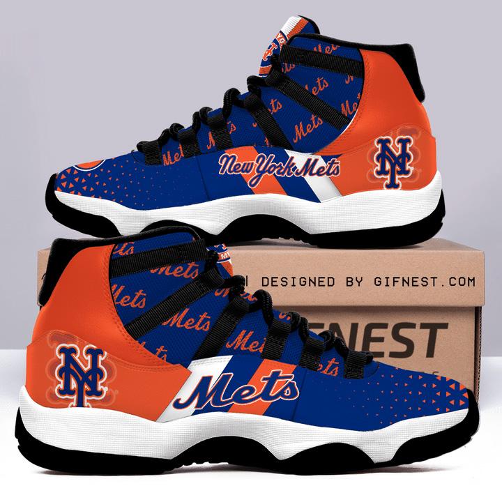 New York Mets Air JD11 Shoes Sneaker
