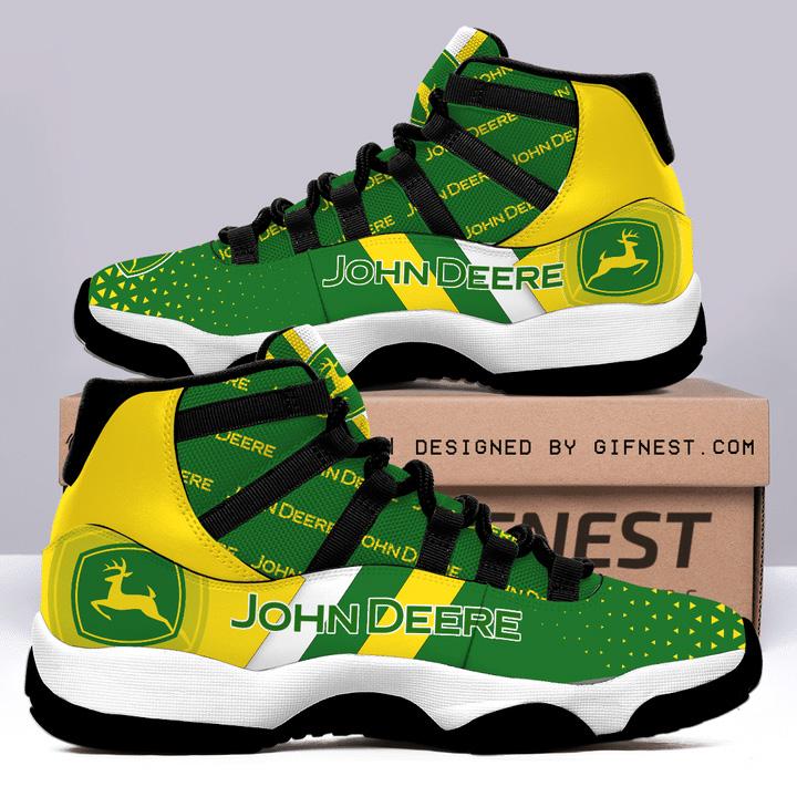 John Deere Air JD11 Shoes Sneaker