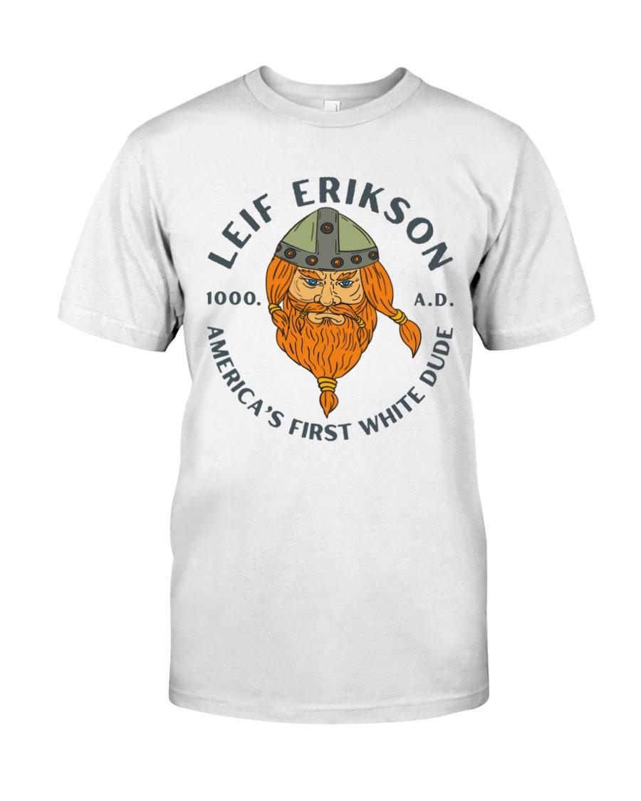 Leif Erikson America's first white dude