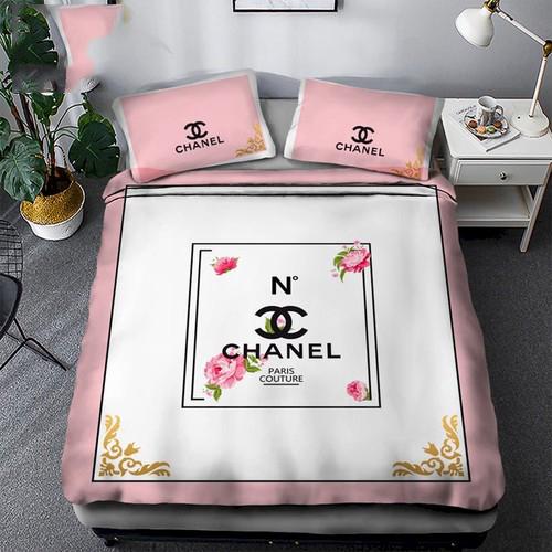 Chanel Royal Luxury Bedding Sets